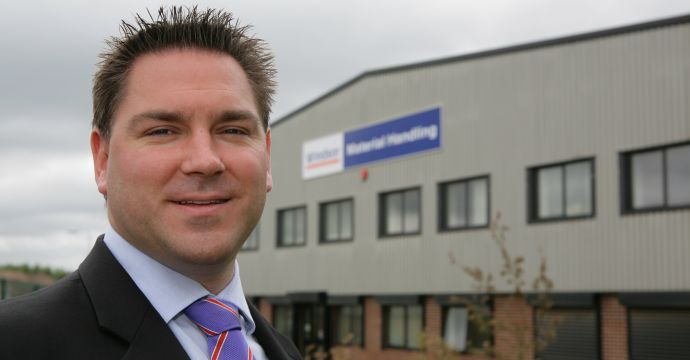 Managing Director, Stephen Burton