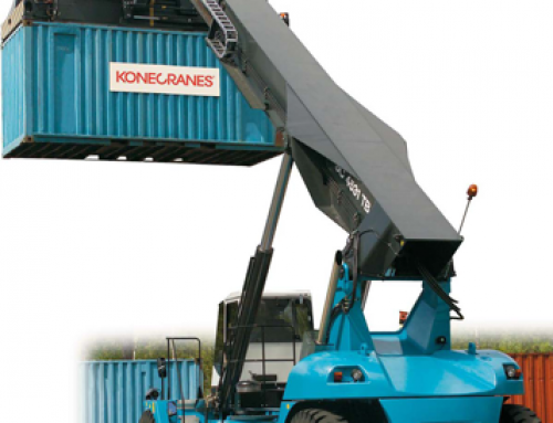 SMV Reach Stackers 10 – 45 Tonnes