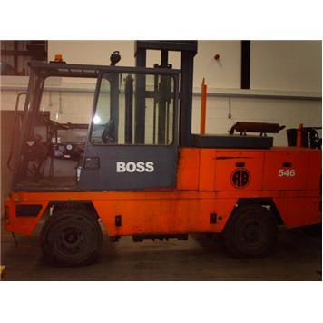 Boss 546 Diesel Sideloader