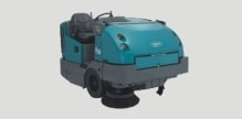 Ride-On Sweepers