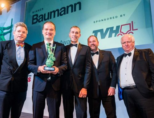 Award Win For Baumann